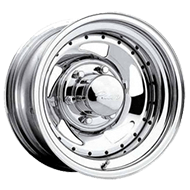 Pacer Wheels <br />330C Directional Chrome
