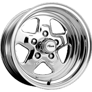 Pacer Wheels <br />521P Dragstar Polished
