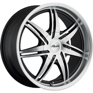 Pacer Wheels <br />773MB Mantis Black