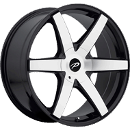 Pacer Wheels <br />785MB Ovation Gloss Black