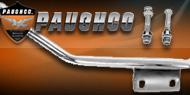 Paughco V Twin Exhaust Brackets / Hangers Harley Davidson