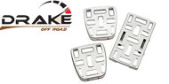 Drake Off Road <br>Pedal Covers