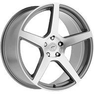 Platinum Wheels<br /> 432GN Elite Gloss Graphite