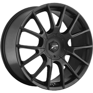 Platinum Wheels<br /> 401 Marathon Matte Black