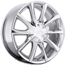 Platinum Wheels<br /> 081 E-Twine Chrome