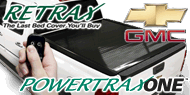Chevy GMC PowertraxONE <br>Tonneau Covers