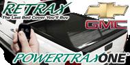 Chevy GMC PowertraxONE <br>Tonneau Covers