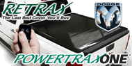 Dodge PowertraxONE <br>Tonneau Covers