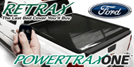 Ford PowertraxONE <br>Tonneau Covers