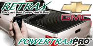Chevy GMC PowertraxPRO <br>Tonneau Covers