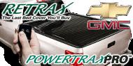Chevy GMC PowertraxPRO <br>Tonneau Covers