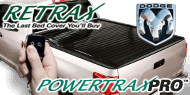 Dodge PowertraxPRO <br>Tonneau Covers