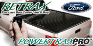 Ford PowertraxPRO <br>Tonneau Covers