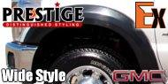 Prestige Wide  <br>GMC <br>Fender Flares