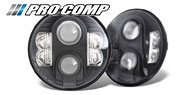Pro Comp Round Sealed Beam LED Lights