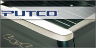 Putco Stainless  Steel  <br />Skins (No Holes)
