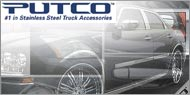 Putco Chrome Trim and Accessories