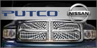 Putco Liquid Spider Web <br /> Grille Inserts for Nissan