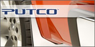 Putco Stainless <br />Steel Mud Flaps