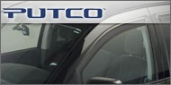 Putco Element Tinted <br />Window Visors