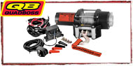 QuadBoss 2500 Lb. ATV Winches