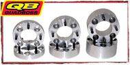 Quadboss Wheel Spacers