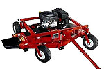 "Quadboss 66"" Finish Cut Mower"