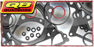 Quadboss<br>ATV Top End Gaskets