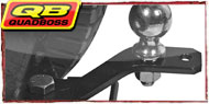 QuadBoss 3-Way Hitch Adaptor