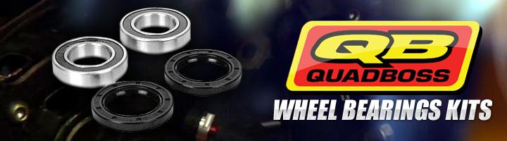 QuadBoss Polaris Wheel Bearing Kits