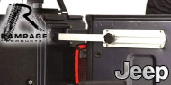 Rampage Jeep Tailgate Stopper