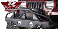 Rampage Jeep Bumpers