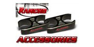 Rancho Suspension <br>Accessories