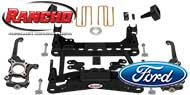 Rancho Suspension System<br /> 2009 Ford F150 - 4WD