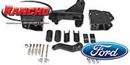 Rancho Drop Bracket Sport System<br />  2011 - 2016 Ford F250 / F350 Super Duty 4WD