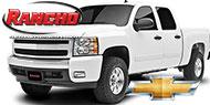 Rancho Suspension Lift Kits<br /> Chevy Silverado 1500