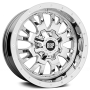 RBP Wheels <br>89R Assassin Chrome