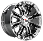 RBP Wheels <br>94R Chrome