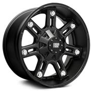RBP Wheels <br>97R Flat Black