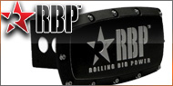 RBP Accessories <br>Hitch Covers