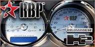 RBP Gauge Face<br> Hummer