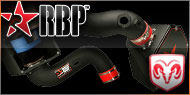 RBP Air Intakes<br> Dodge