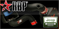 RBP Air Intakes<br> Jeep