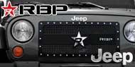 RBP Jeep Grilles