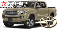 RBP Toyota Exhaust Systems