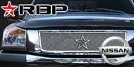 RBP Nissan Grilles