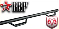 RBP Dodge RX 1 <br> Step Nerf Bars