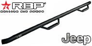 RBP Jeep RX 1 <br>Step Nerf Bars