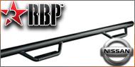 RBP Nissan RX 1 <br> Step Nerf Bars