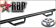 RBP Toyota RX 1 <br> Step Nerf Bars